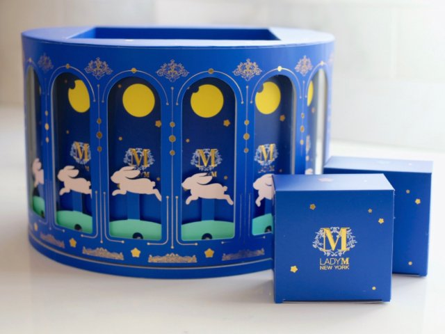 Lady M月饼盒的机关你们玩出来了吗?
