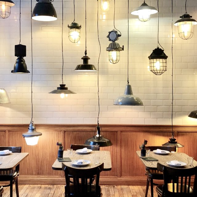 伦敦必去餐厅之一 | Corner...