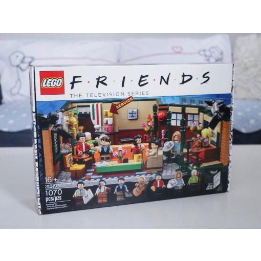 《Friends》25周年纪念乐高💗永远的《老友记》!