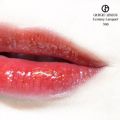 过气网红GA唇釉,这些色号真的有点儿美!