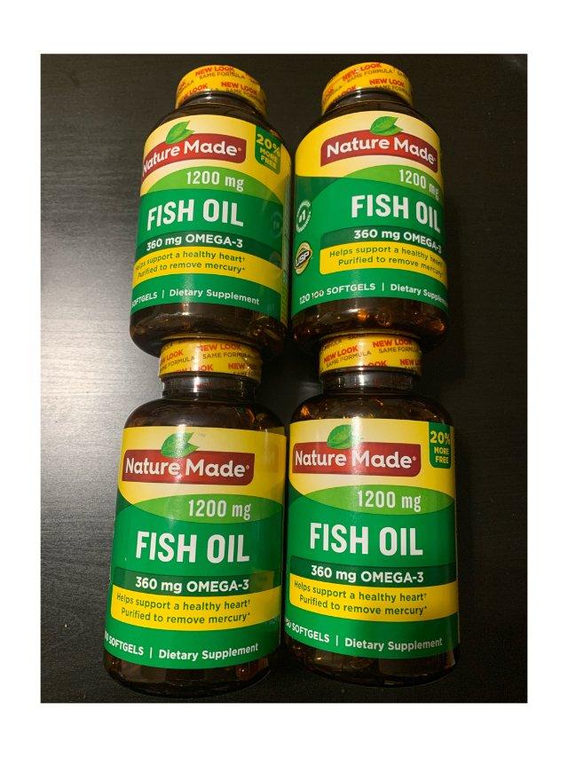 撸啊撸|Target|$2刀拿下4瓶鱼油