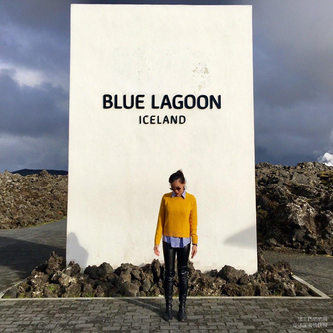 冰岛绝美的自然风景加上活力黄的搭配!