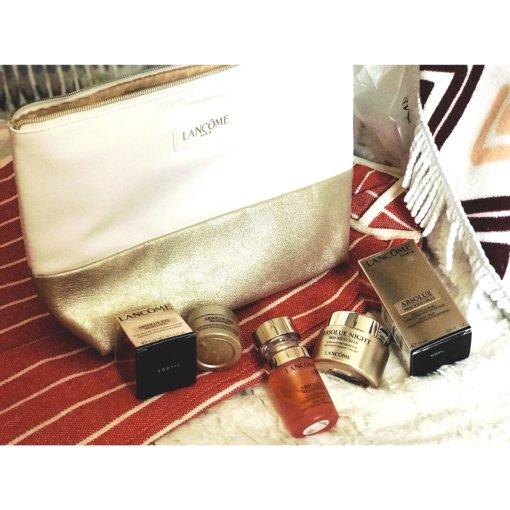 开箱记 | 兰蔻超值套装&礼包