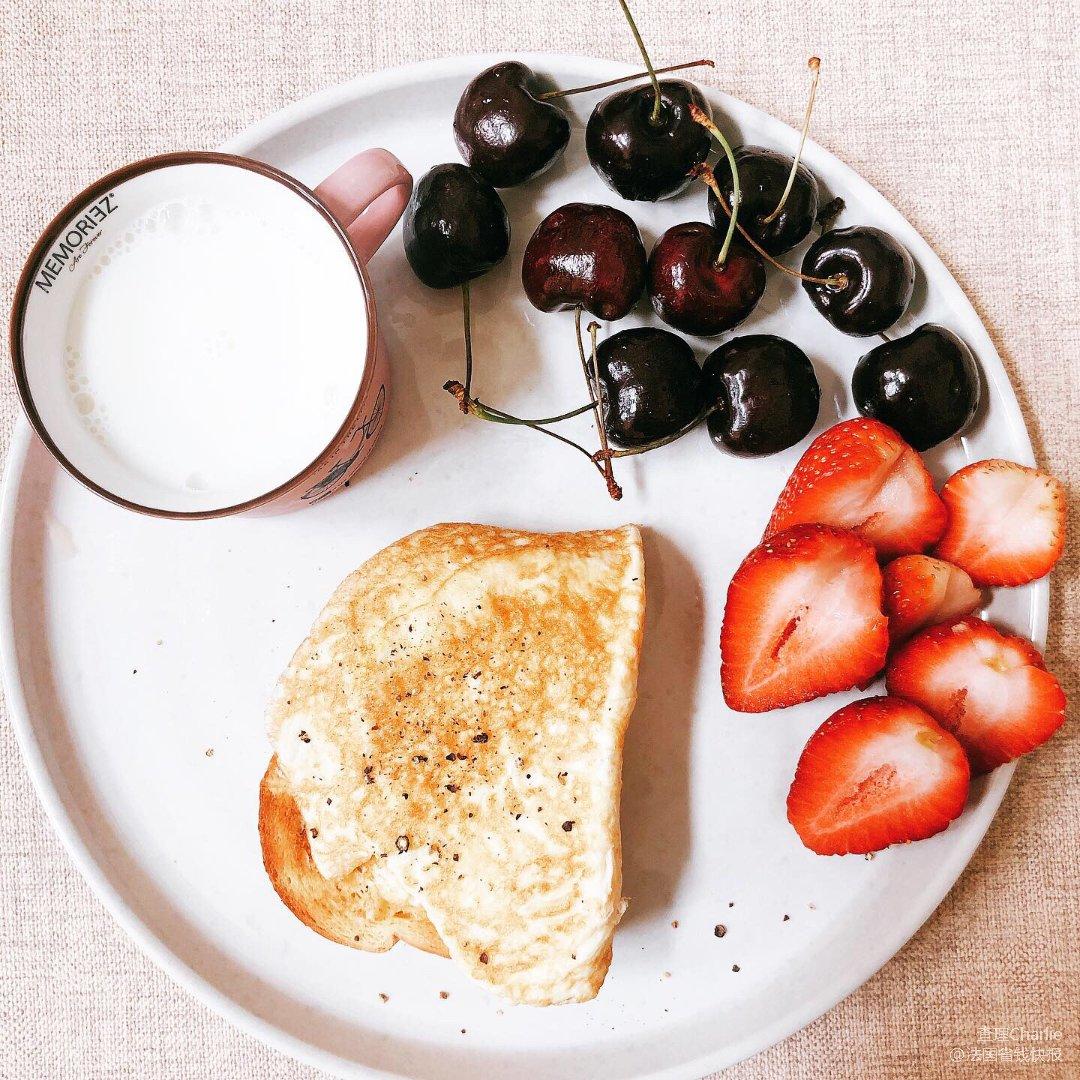 查理的早餐分享🤗🥳
