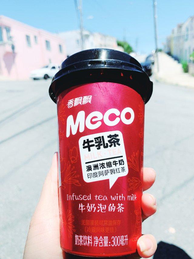 香飘飘-牛乳茶
