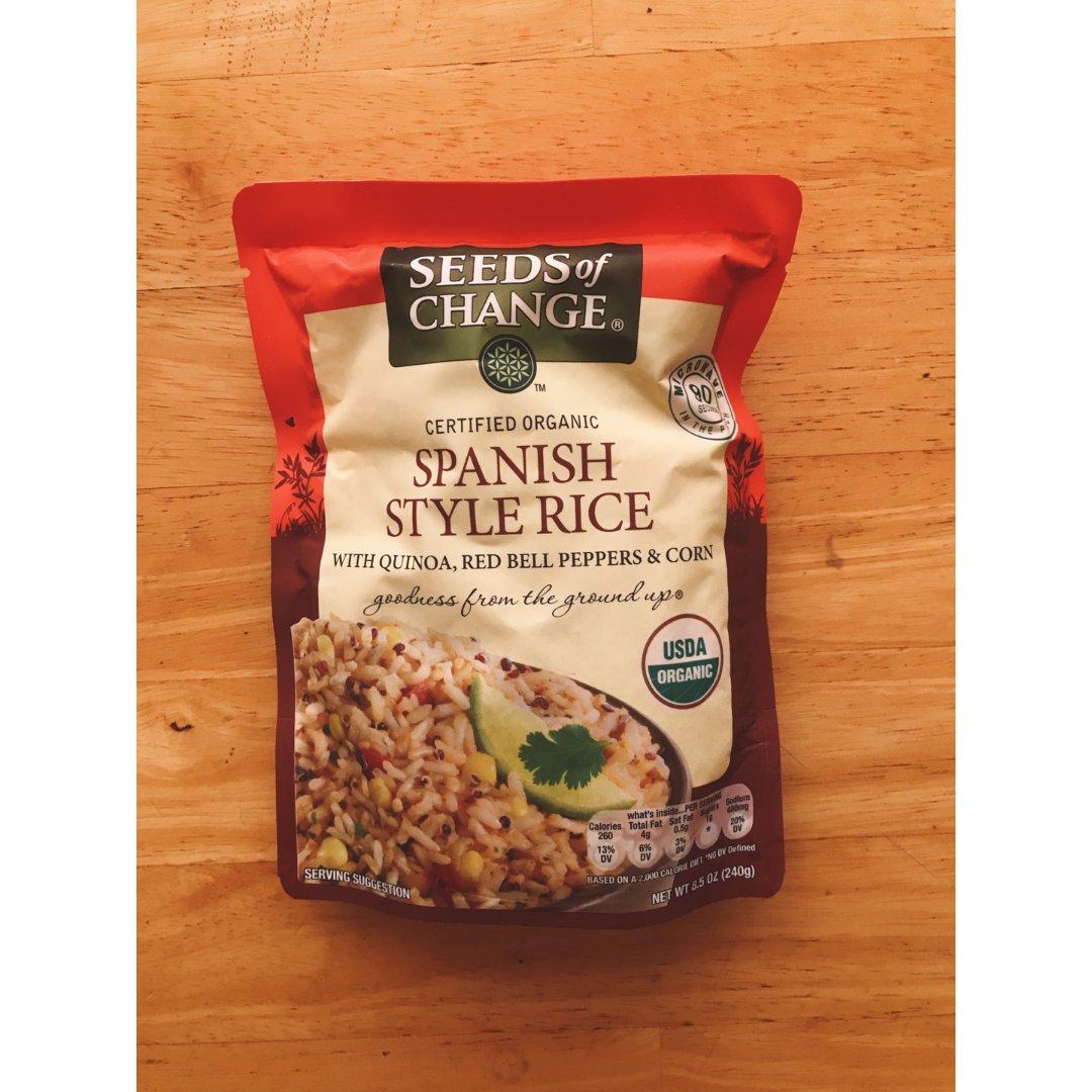 意式速食米饭