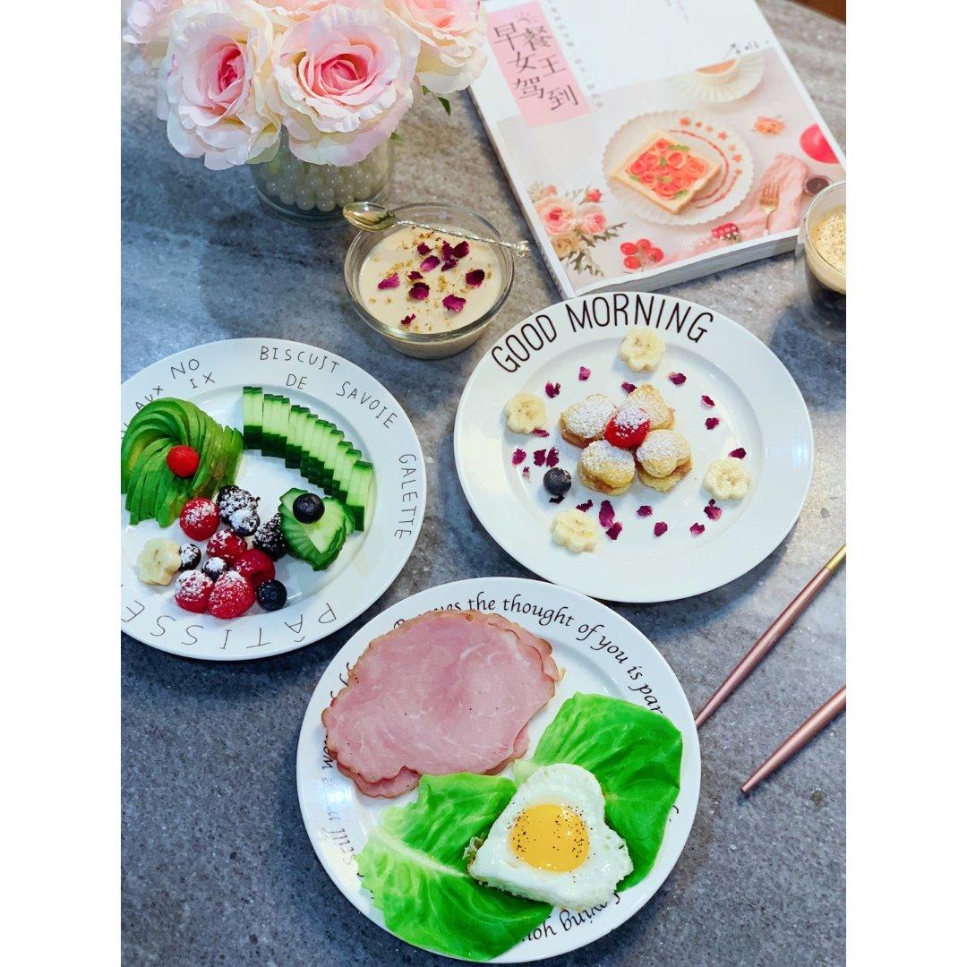 生活需要一份有仪式感的早餐
