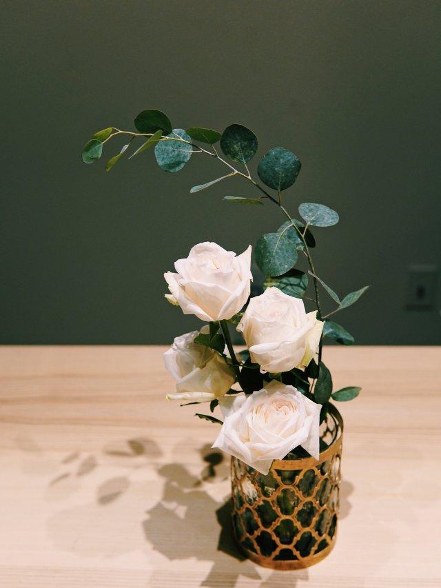 插个花 | White O'hara