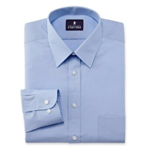 Ending Soon: From $7.49Stafford Men's  Shirt @ JCPenney