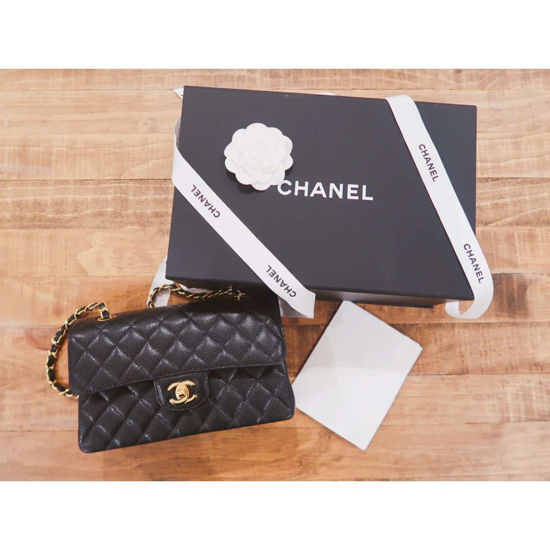 人生必拥有的包 💕  Chanel...