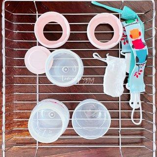 婴儿奶瓶玩具消毒柜 它贵但是它省钱😅...