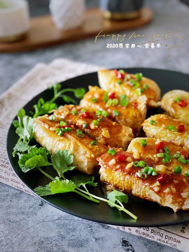 年味 |黄金腐竹卷