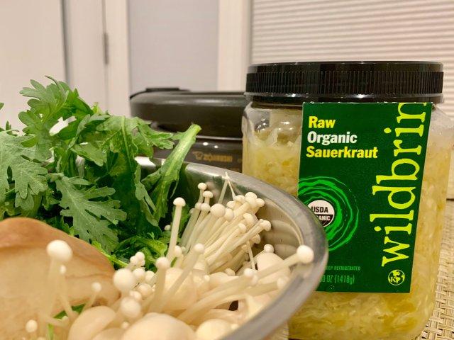 火鍋湯底必備|Sauerkraut...