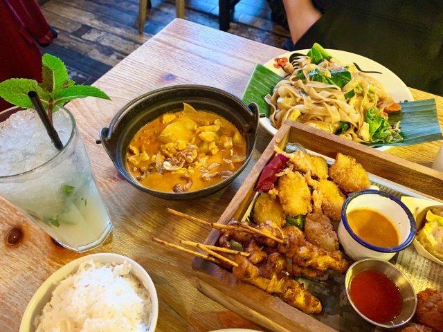 曼城泰国美食推荐|网红餐厅