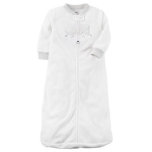 Baby Carter's Microfleece Lamb Sleep Bag | null
