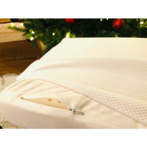网易严选天然乳胶枕 给颈椎温柔呵护