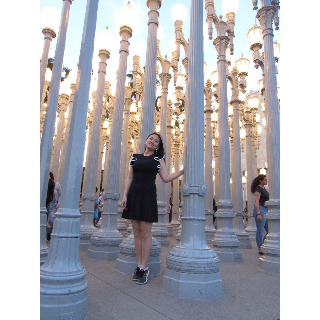 洛杉矶街景打卡