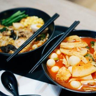 Qing Shu|麻辣烫、米线,总让我想起自己的大学生活