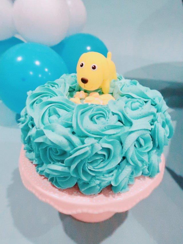 Cake Smash,做一个简单又...