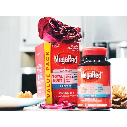 功效七合一的MegaRed全方位护航您的健康♥️