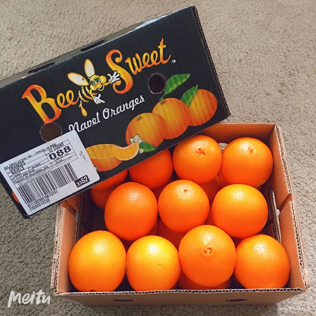 Costco备货——蜜甜橙