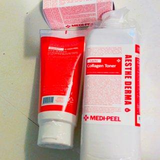 Medi Peel护肤品体验...