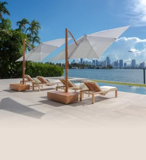 Outdoor Patio Umbrellas, Garden Parasol, Commercial Umbrellas | TUUCI