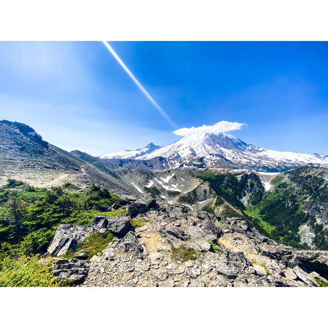 Mt Rainier Solo T...