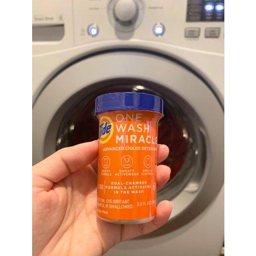 2020微众測 汰渍奇迹双重洗衣小橘罐🔥🔥🔥