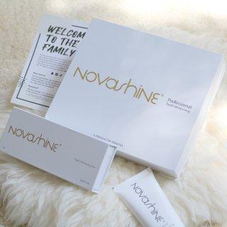 🦷牙套妹的Novashine冷光美白牙齿之旅🦷
