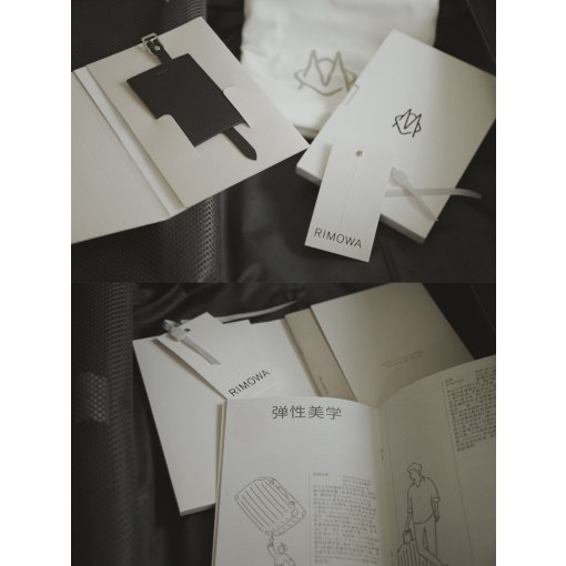 带着RIMOWA旅行箱书写你的旅行日记📖