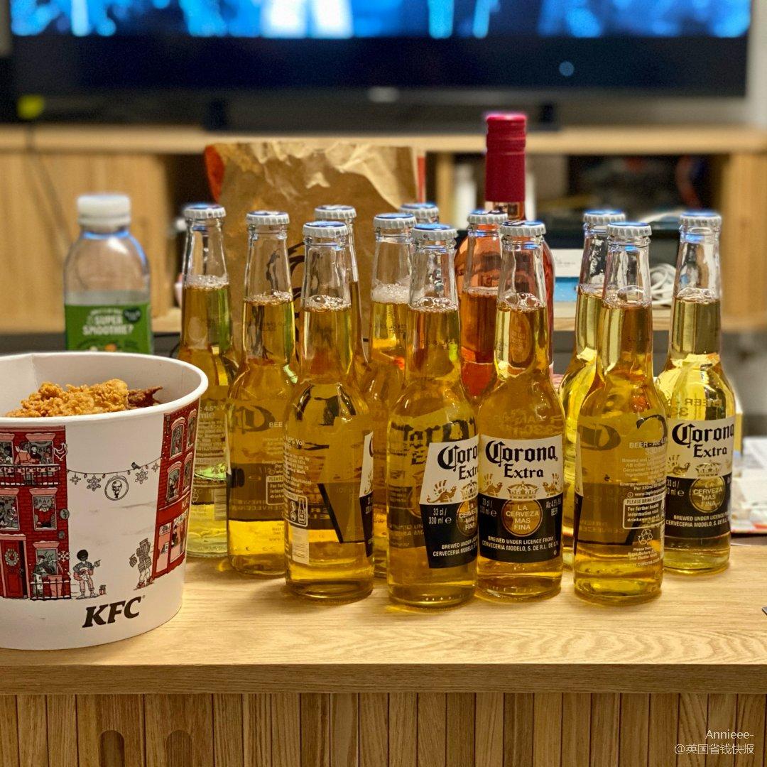 美食|炸鸡配啤酒 欢乐更长久🍺...
