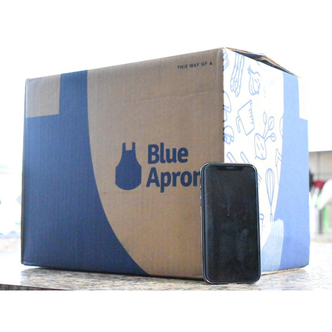 Blue Apron 食材订购到家