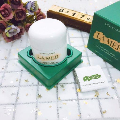 喜大普奔(≧ω≦)/商城兑换的两瓶LaMer面霜都收到了~