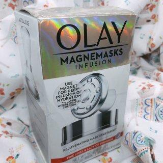 OLAY微磁導入儀讓你輕鬆見效果😍緊緻縮小毛孔淡化細紋