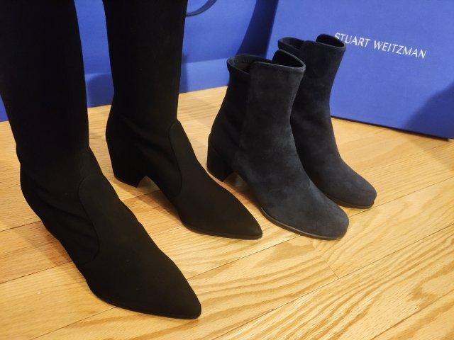 捂不住钱包的黑五之SW靴靴