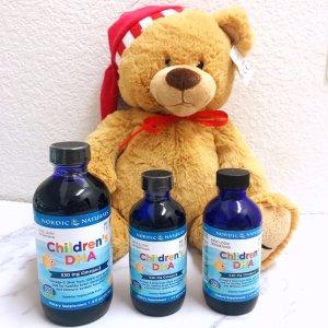 幼儿深海鳕鱼肝油滴剂 60毫升/瓶
