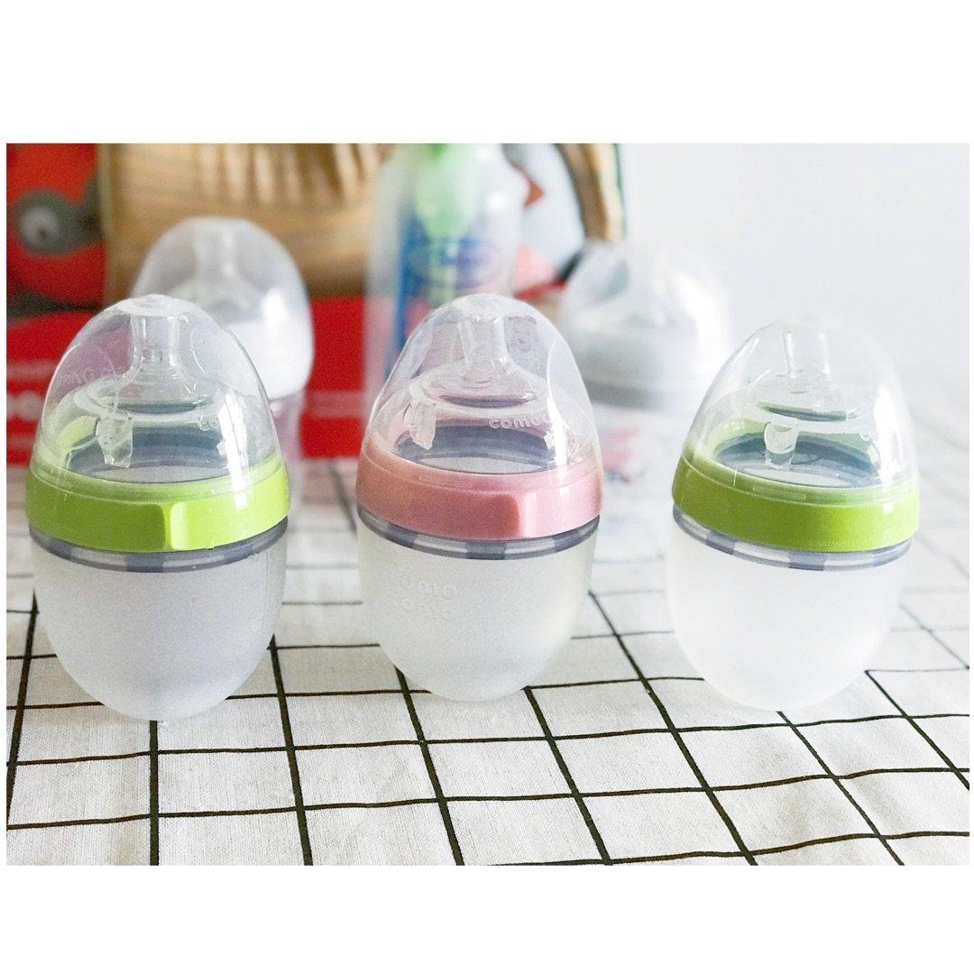 婴儿用品推荐-Comotomo奶瓶