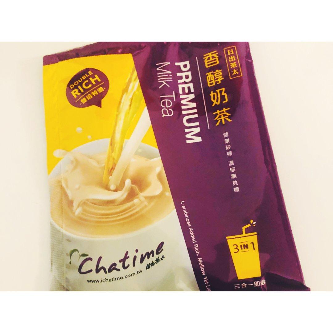 奶茶☕️ 三合一速溶 D6-4