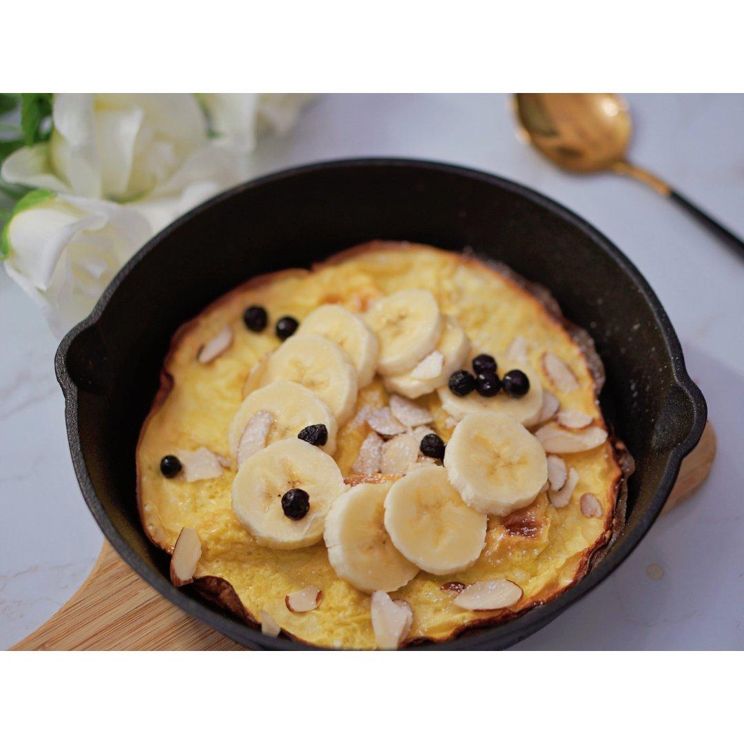 早餐吃什么|快手荷兰松饼🥞Dutc...