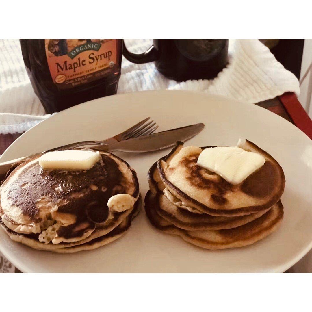 快手早餐 - Pancake