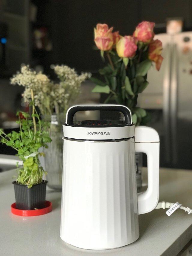 九阳豆浆机 — 自制新鲜健康无糖豆浆