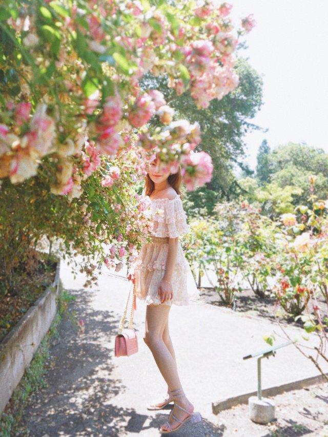 清凉一夏来条仙女裙吧!🌼🌼🍃🍃🌷🌷