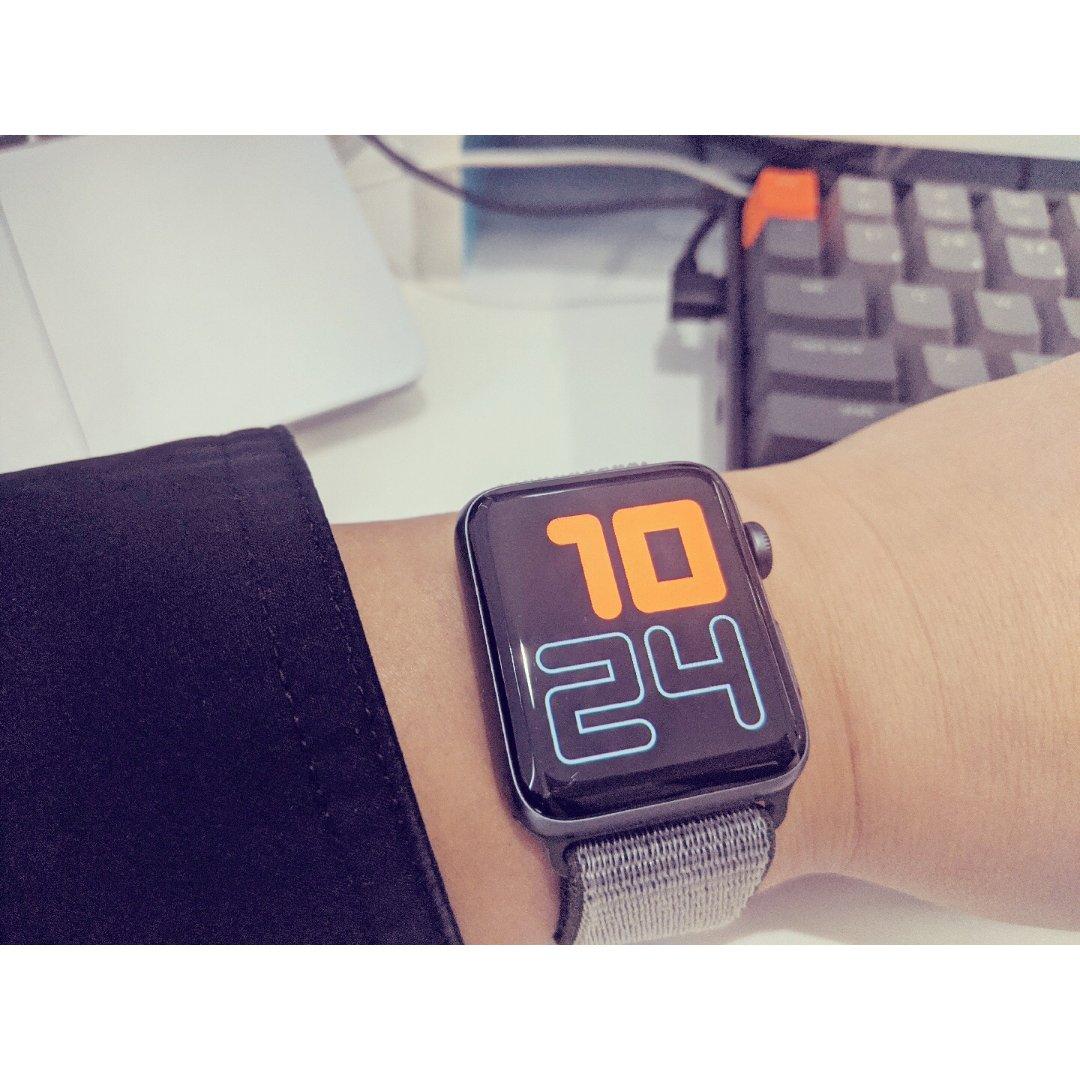 Apple watch series 3...