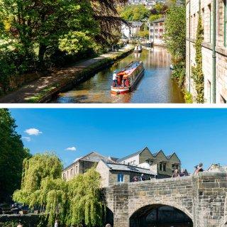 🇬🇧英国小镇Hebden Bridge旅...