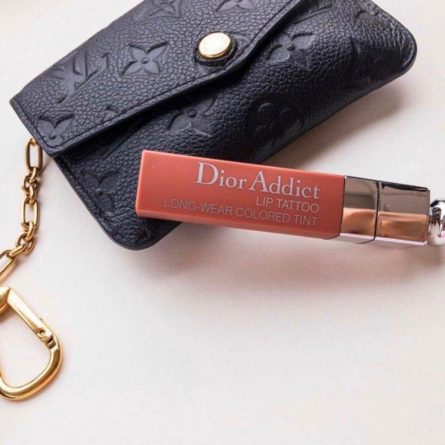 Dior Lip Tattoo染唇...