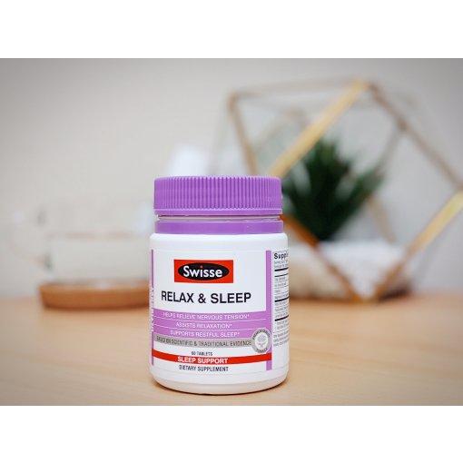 Swisse众测|有时候,我们的睡眠需要一点助力