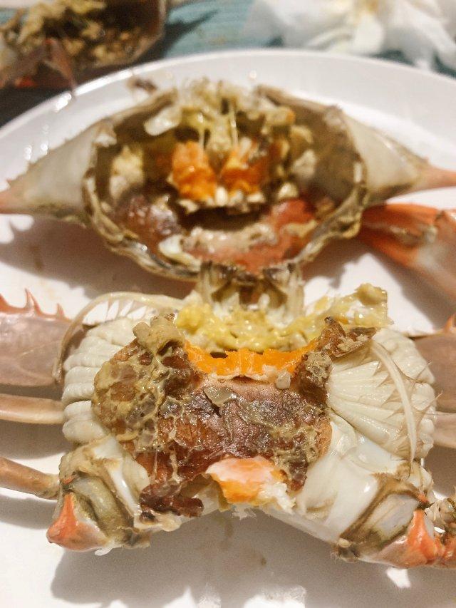 佛罗里达蓝螃蟹到了最好的季节🦀️