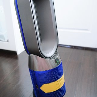 Dyson空气净化器开箱实测 给家人圣诞...