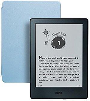$69.99 八色可选Kindle 儿童套装 最新版无广告Kindle E-reader+2年保修+8色任选Kindle壳